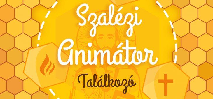 Animátortalálkozó hamarosan