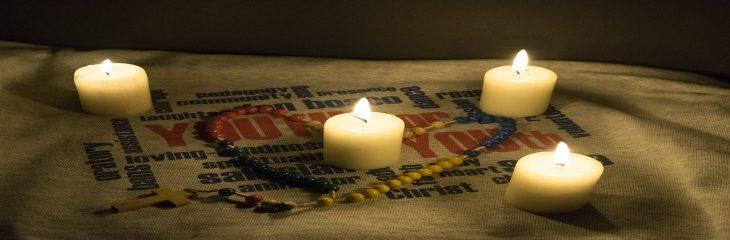 Szalézi Adventi Lelki Hétvége alkalmak