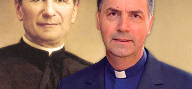 Rendfőnök atya találkozása a fiatalokkal