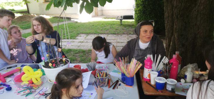 Mazzarello Mária – ünnep és Don Bosco Ház megáldása Pesthidegkúton