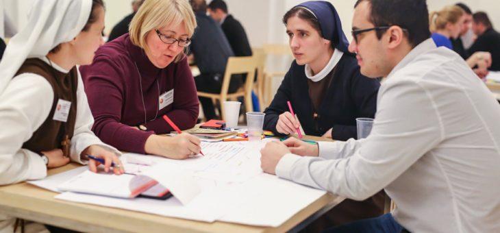Ifjúságpasztorációs Tanulmányi Napok Szegeden