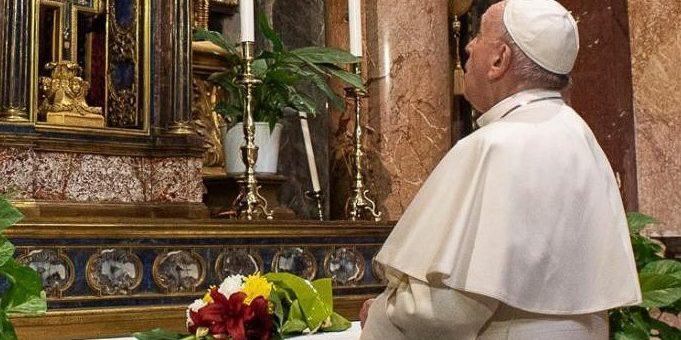 Együtt könnyebb – Ferenc pápa meghívása