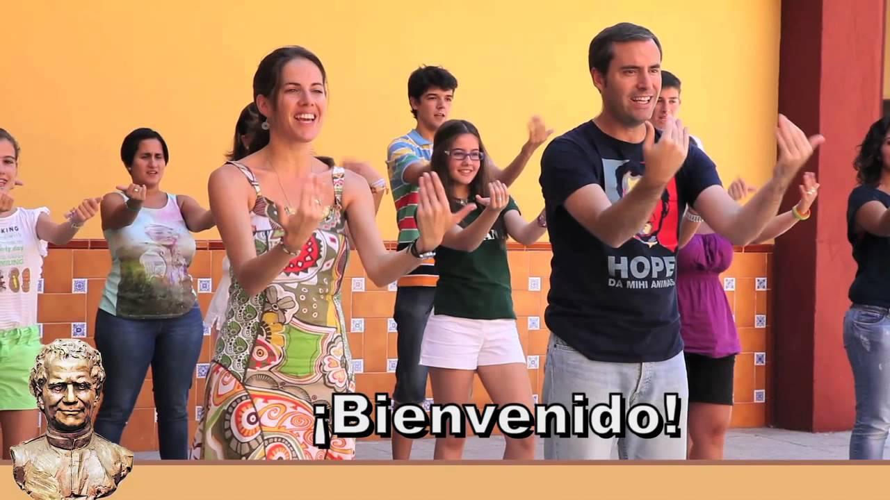 Himno bienvenido Don Bosco