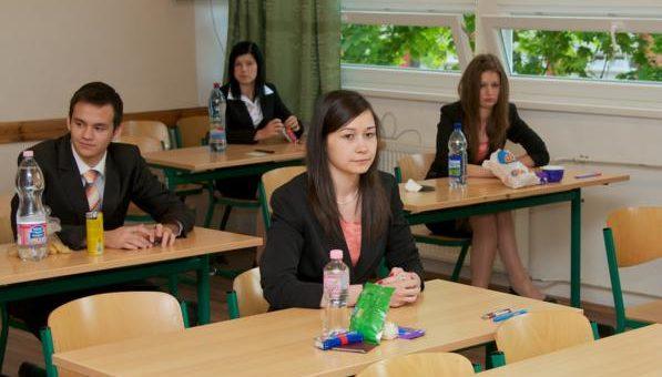 Érettségi vizsgák országszerte